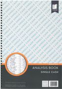Standard Analysis Book Single Cash